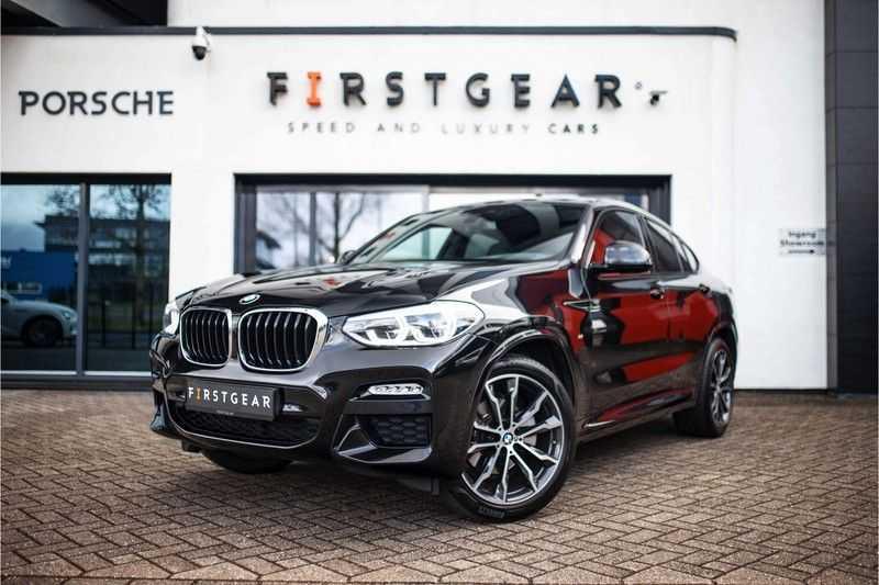 "BMW X4 xDrive20d High Executive *Head-Up / 20"" / HiFi / LED*"