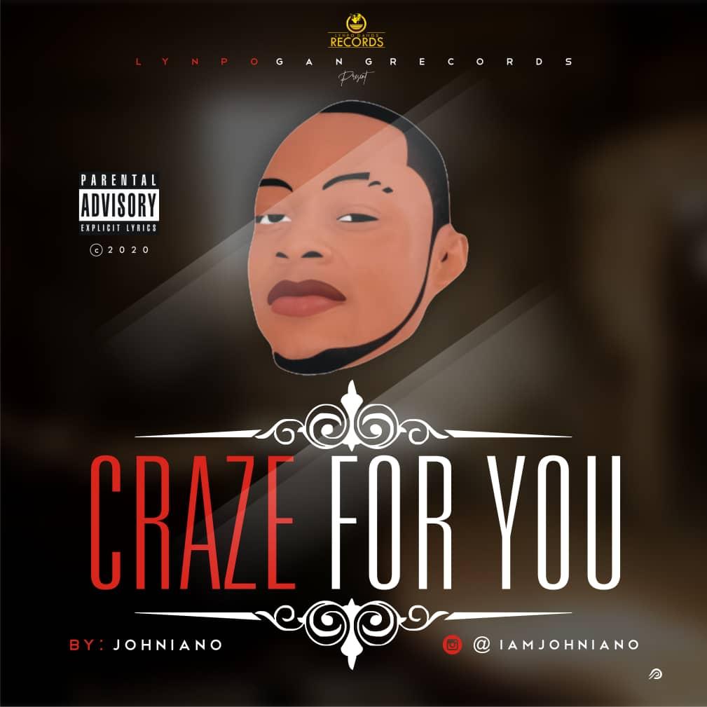 Johniano - Craze For You