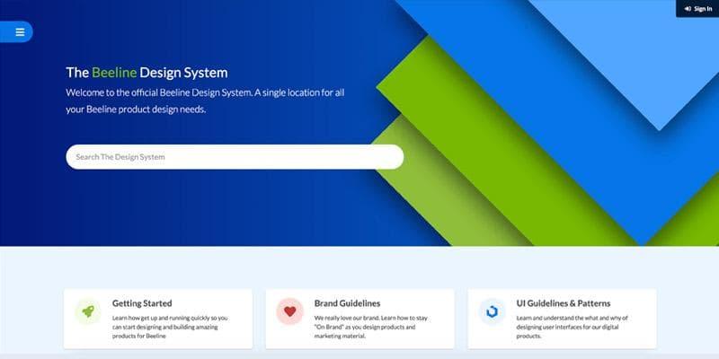"""Design System """"2.0"""""""