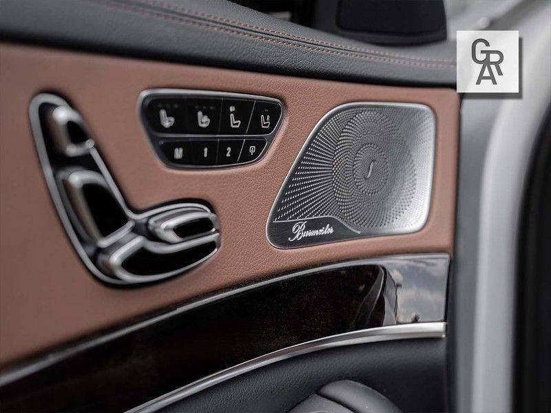 Mercedes-Benz S63-klasse 4Matic Lang 63 AMG 4Matic+ Lang Premium Plus afbeelding 23