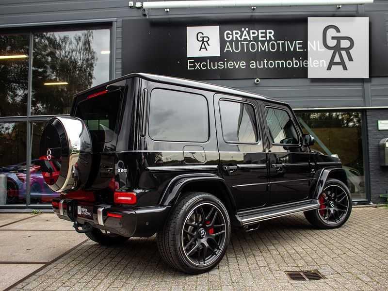 Mercedes-Benz G-Klasse G63 AMG | Schuif/kanteldak | Distronic Plus | AMG Perf. uitlaat | 22inch wielen | afbeelding 8