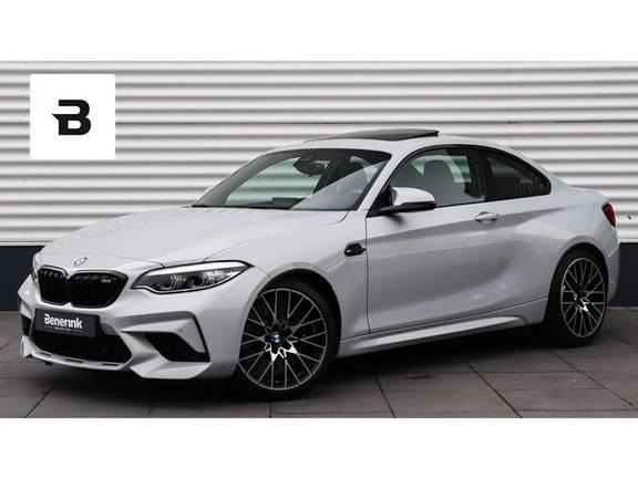 BMW M2 DCT Competition M Drivers Package, Schuifdak, Harman/Kardon