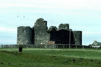 Muness Castle.