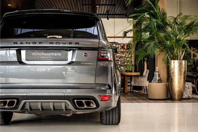Land Rover Range Rover Sport P575 SVR | Panorama | Stoelkoeling | HUD | Carbon afbeelding 4