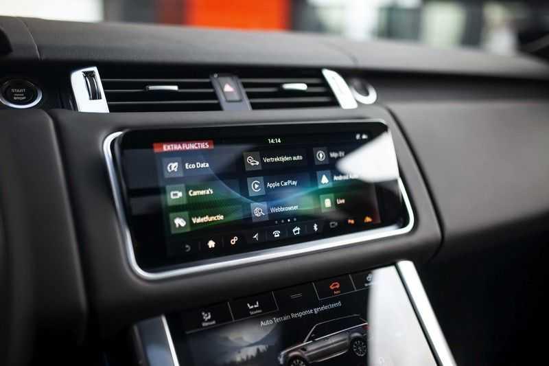 Land Rover Range Rover Sport P400e HSE Dynamic *Stuurverw. / Pano / Meridian / Blackpack* afbeelding 14