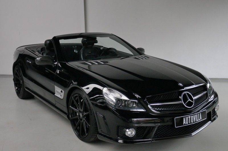 Mercedes-Benz SL-Klasse 63 AMG Performance Package - Carbon afbeelding 6