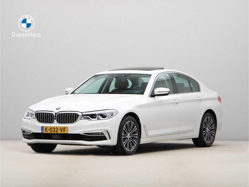 BMW 5 Serie 520d Luxury Line High Executive afbeelding 1