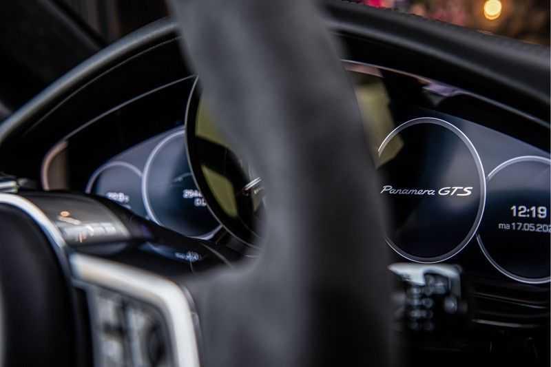 Porsche Panamera GTS Sport Turismo 4.0 | BOSE | Panorama | Alcantara | Comforttoegang | PDLS | PASM afbeelding 2