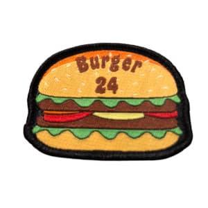 Burger 24 spejdermærke