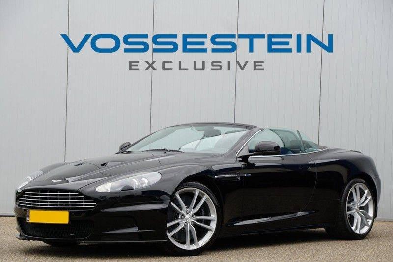 Aston Martin DBS Volante 6.0 V12 6-Speed Manual *!*Only 43 worldwide*!* afbeelding 8