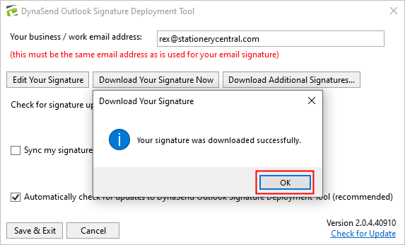 signature downloaded