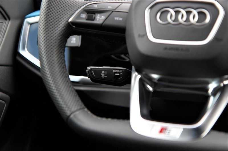 Audi Q3 Sportback 45 TFSI quattro EDITION-ONE+TOPVIEW+PANO.DAK afbeelding 18