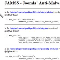 JAMSS protege tu Joomla!