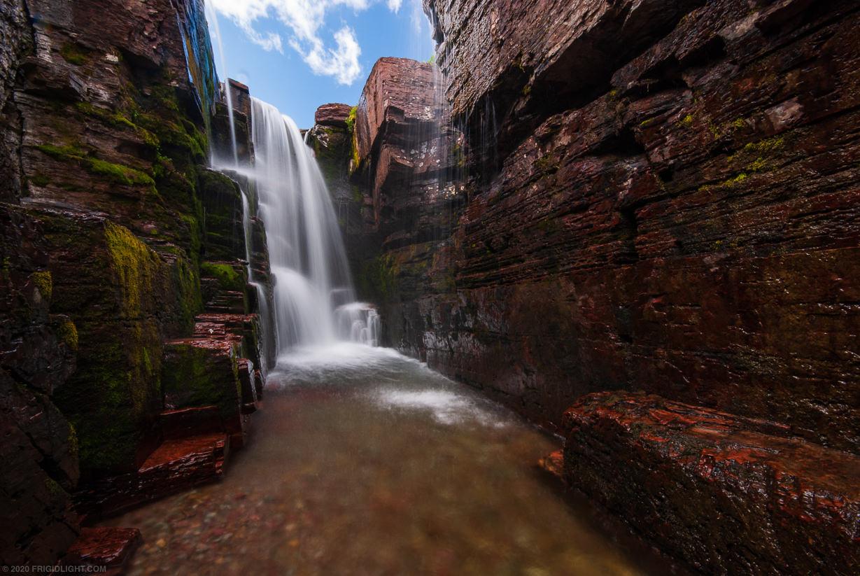 Waterfall Room
