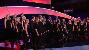 Geiriau Olaf Dafydd —Randall Thompson; Choir of the Year 2014