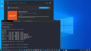 ลองใช้งาน Windows 10 + WSL 2 และปรับแต่งนิดหน่อย