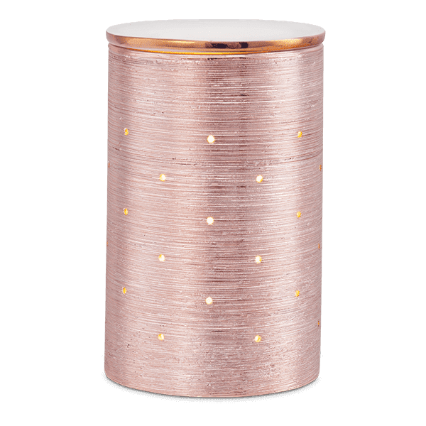 Etched Core Warmer - Rose Gold