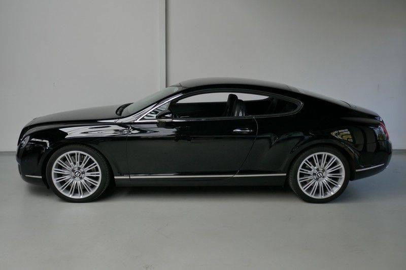 Bentley Continental GT 6.0 W12 GT Speed Mulliner afbeelding 8