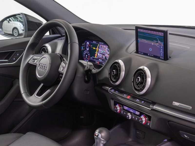 Audi A3 Cabriolet 35 TFSI CoD Sport | 150 pk | Automaat | Virtual Cockpit | Camera | Adaptieve Cruise | DAB | Leder Milano | Keyless-Entry | afbeelding 22