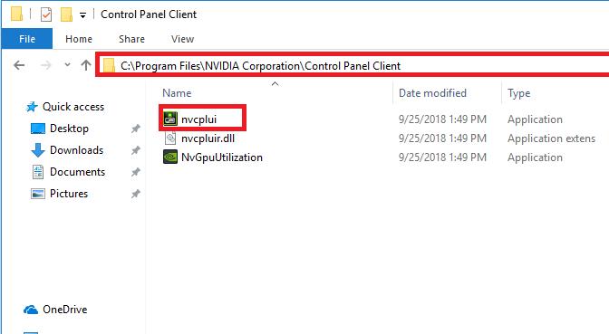Changing Nvidia Optimus Settings