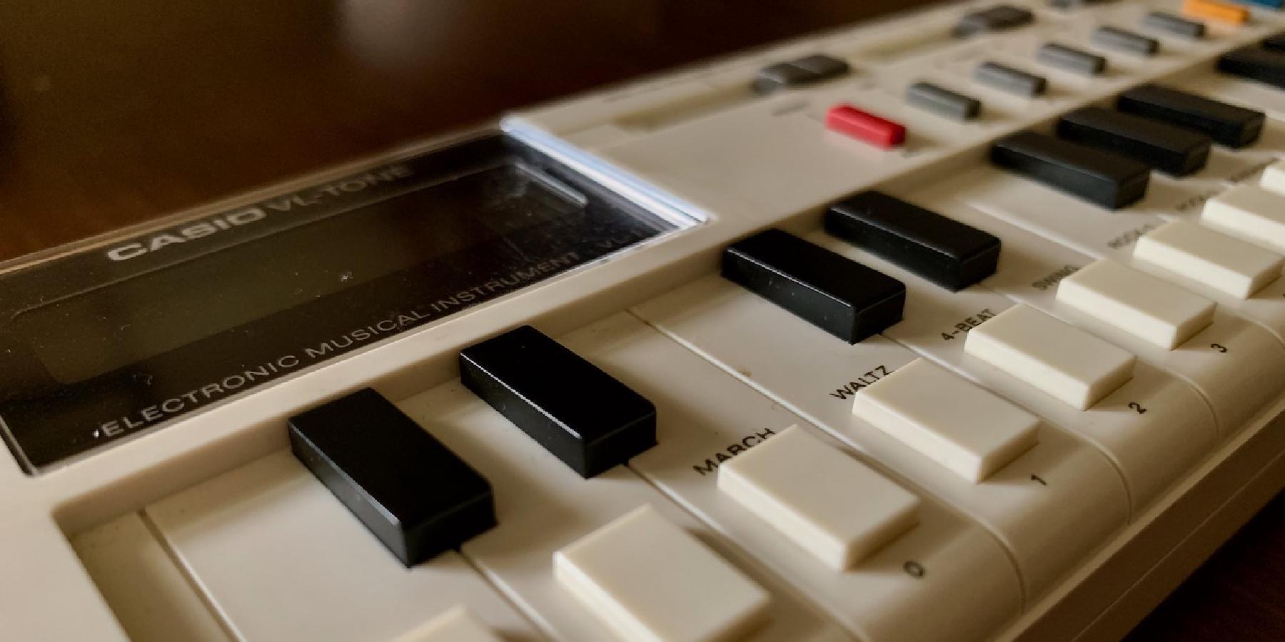 My Casio VL-Tone