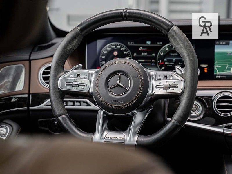 Mercedes-Benz S63-klasse 4Matic Lang 63 AMG 4Matic+ Lang Premium Plus afbeelding 13