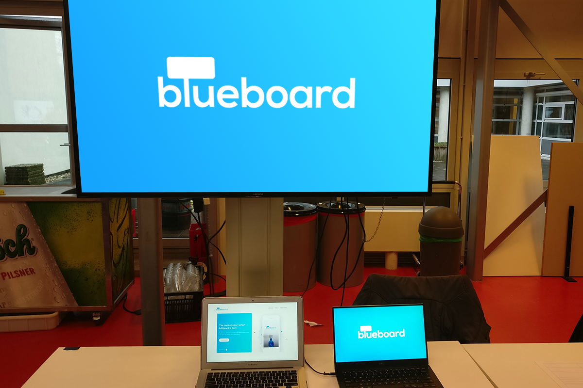Graphic for Blueboard
