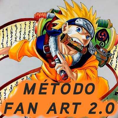 Naruto com o pergaminho do jutsu das sombras