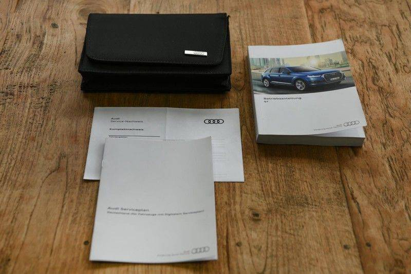 Audi SQ7 4.0 TDI Quattro Pro Line + , 435 PK, Valcona/Leder, Pano/Dak, 2017, Bose, 22'', Elekt. Trekhaak, 79DKM!! afbeelding 8