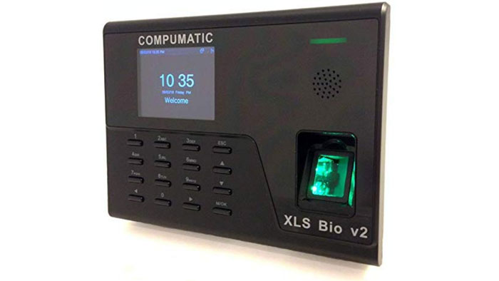 XLS BIO Fingerprint Time Clock System