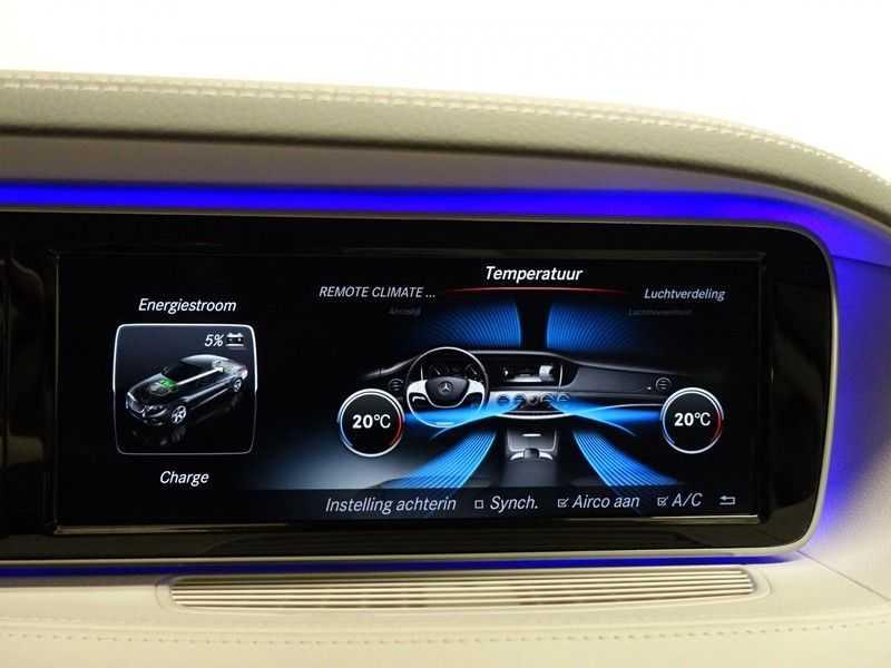 Mercedes-Benz S-Klasse 500 PLUG-IN HYBRID Lang 334pk AMG Ed Aut Pano, Head-up, Full options afbeelding 12