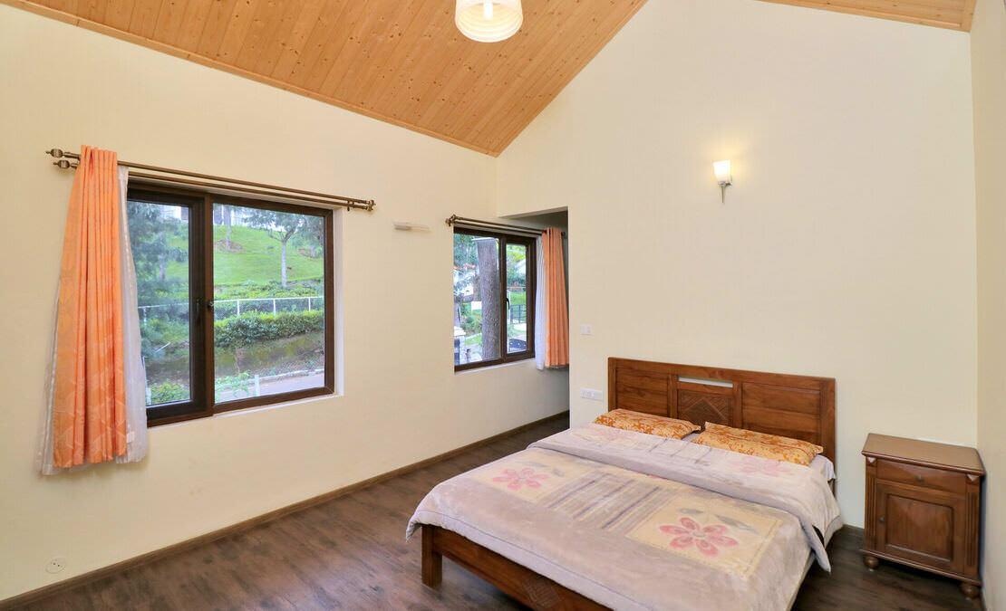 Vitrag Group Fulbari Spacious bedroom