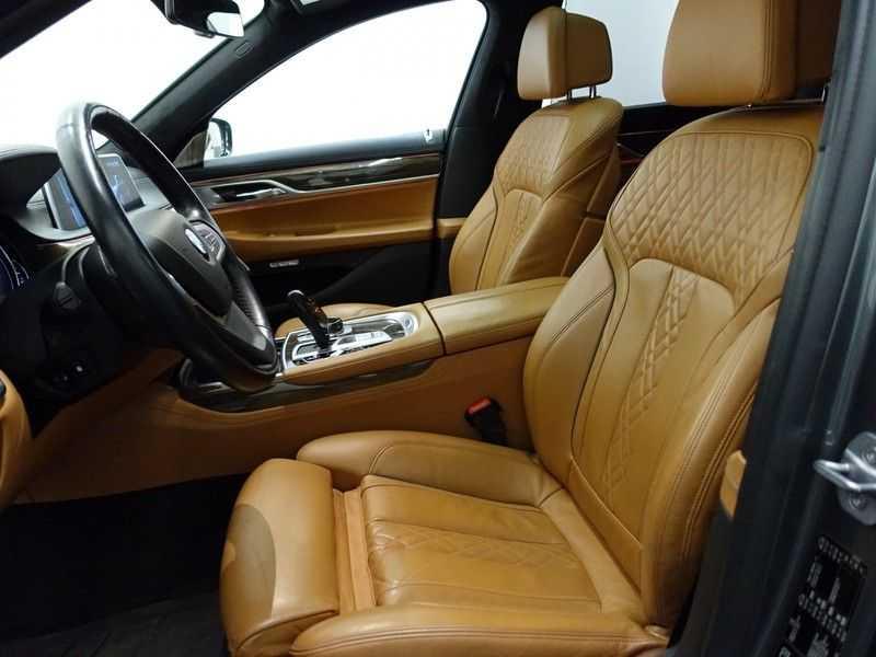 BMW 7 Serie 730d XDrive M-Sport Individual 266pk Aut- Alle mogelijke optie's- nwpr 153.866,- afbeelding 18