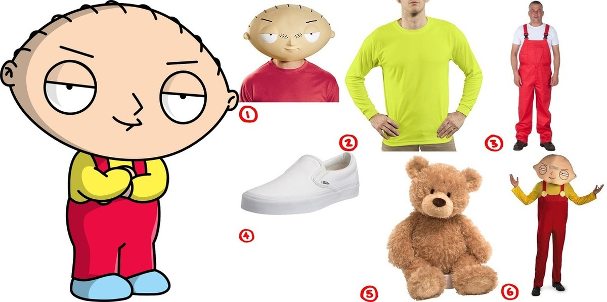 ... how to dress like stewie griffin costume ...  sc 1 st  Best Kids Costumes & Stewie Griffin Costume For Kids - Best Kids Costumes