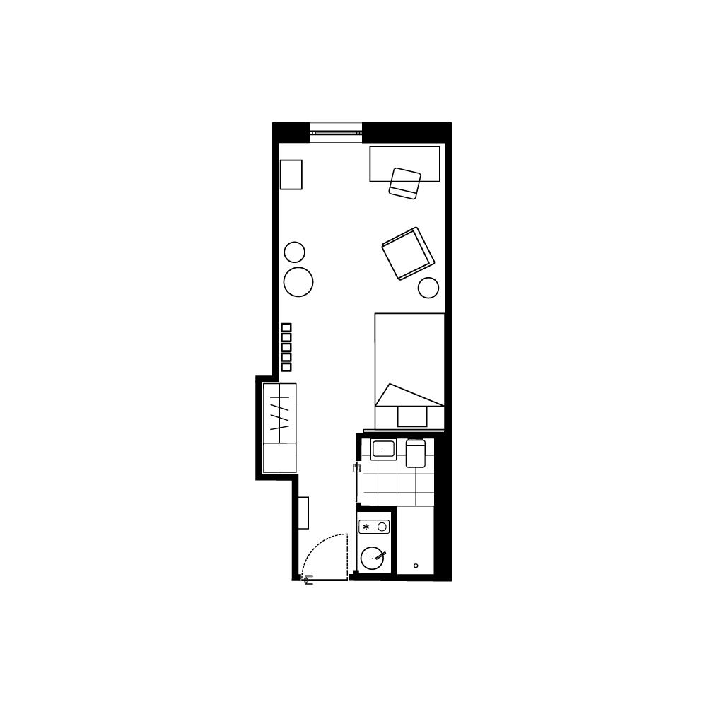 Good Room: floor plan