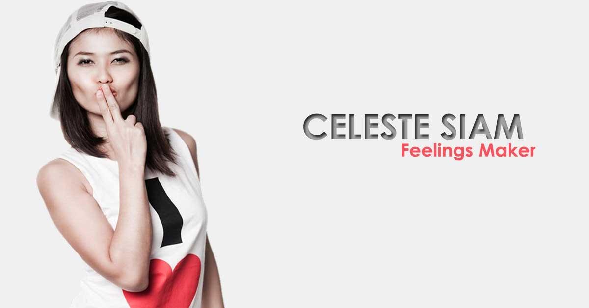 DJ Celeste Siam Perempuan Cantik Asal Bangkok