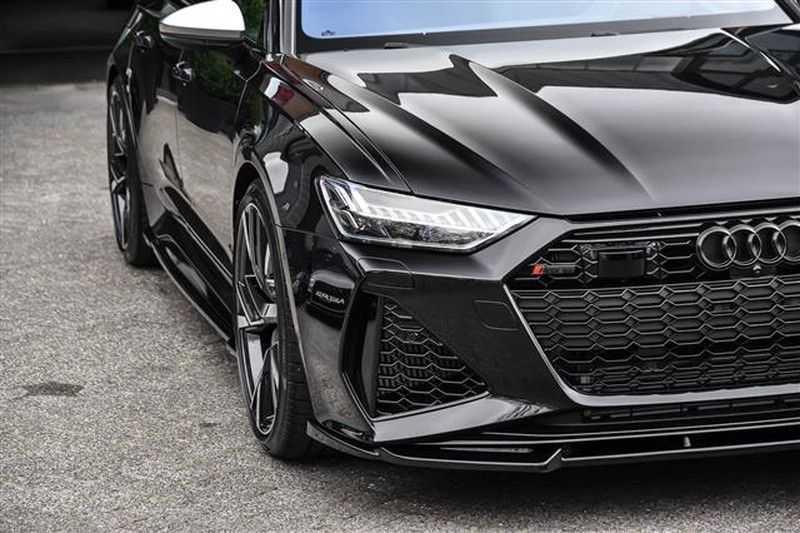 Audi RS6 AERO PAKKET+DYNAMIC PLUS+DESIGNPAKKET NP.240K afbeelding 10