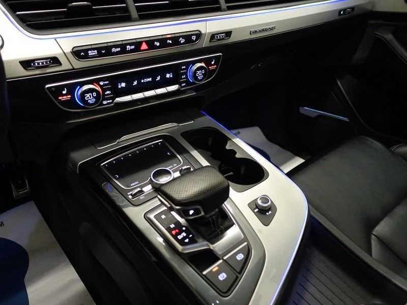Audi Q7 3.0 TDI (SQ7) 300PK Quattro S-Line 7pers Autom- Pano, Virtual Cockpit, Bose, Head-up, Full! afbeelding 21