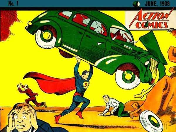 quem é o verdadeiro superman