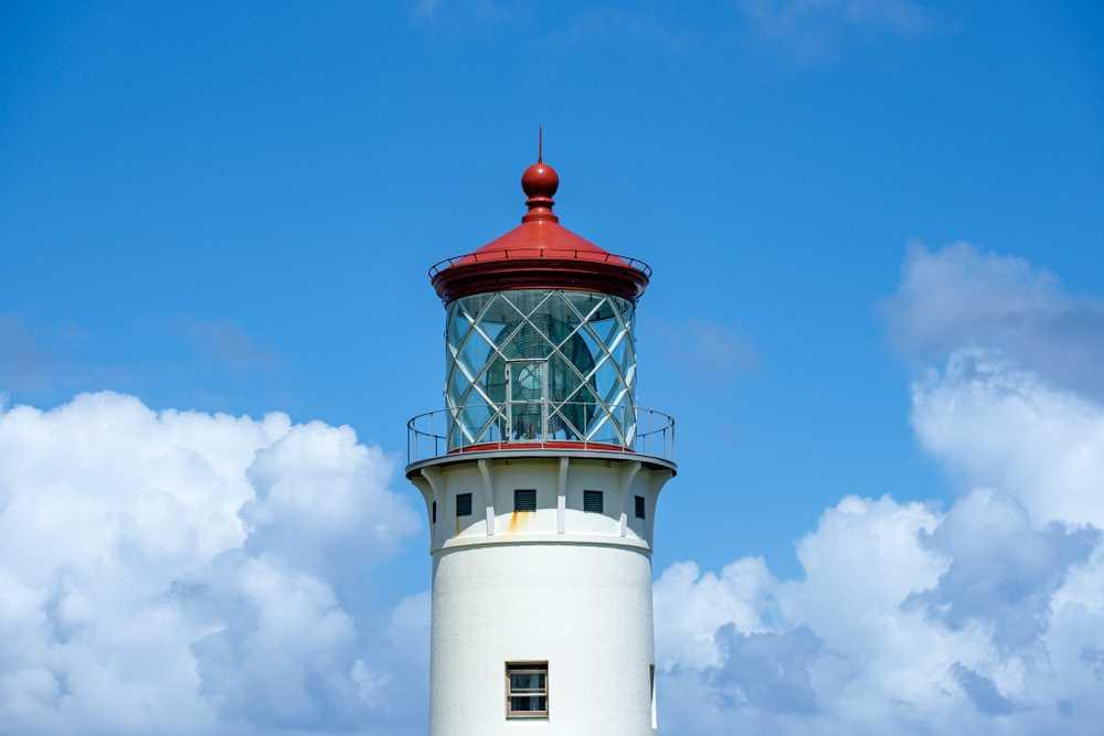 Kīlauea Lighthouse, 1913
