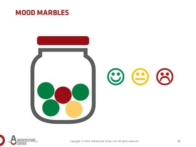 Mood Marbles