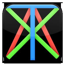 Tixati torrent client logo