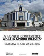 Homer conference glasgow 2015 150x191