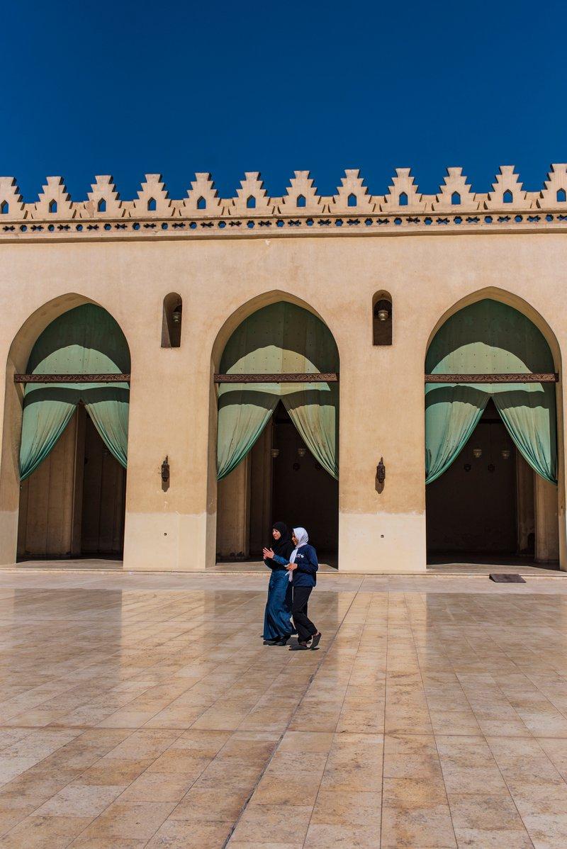 Mosque of al-Hakim (مسجد الحاكم بأمر الله)