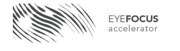 EyeFocus Accelerator logo