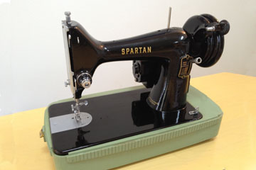 Singer Spartan 192K