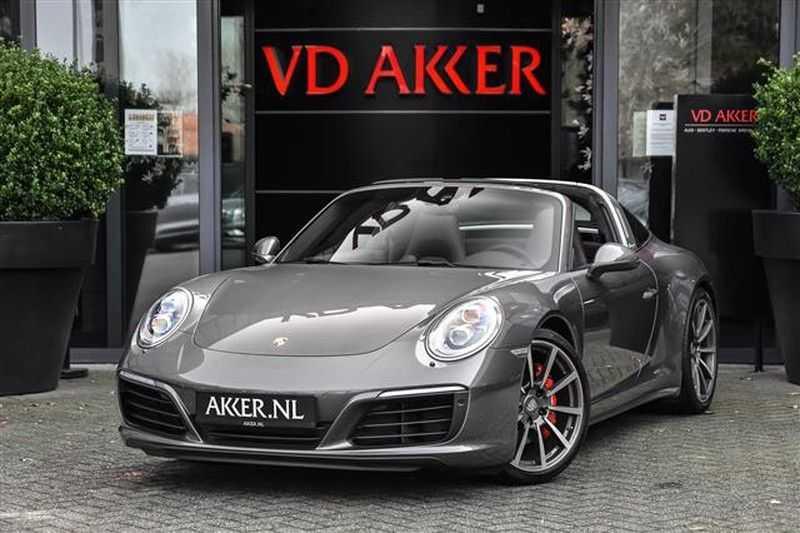 Porsche 911 TARGA 4S SPORT CHRONO+4WSTURING NP.201K afbeelding 1