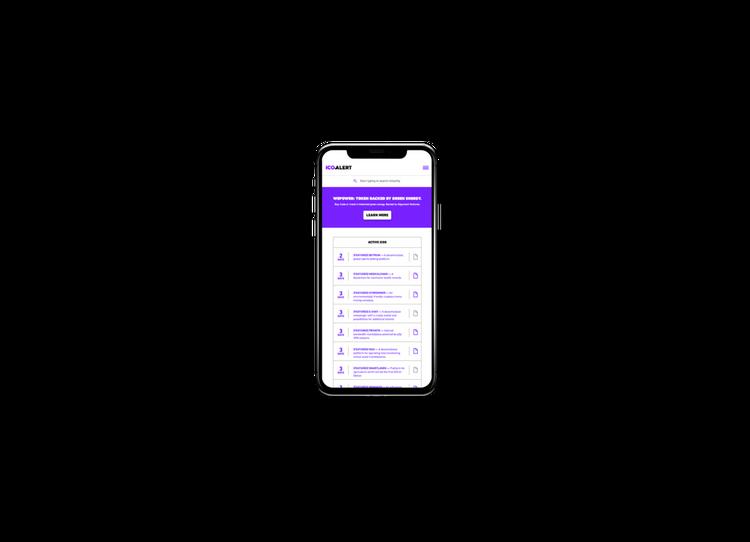 ICO mobile