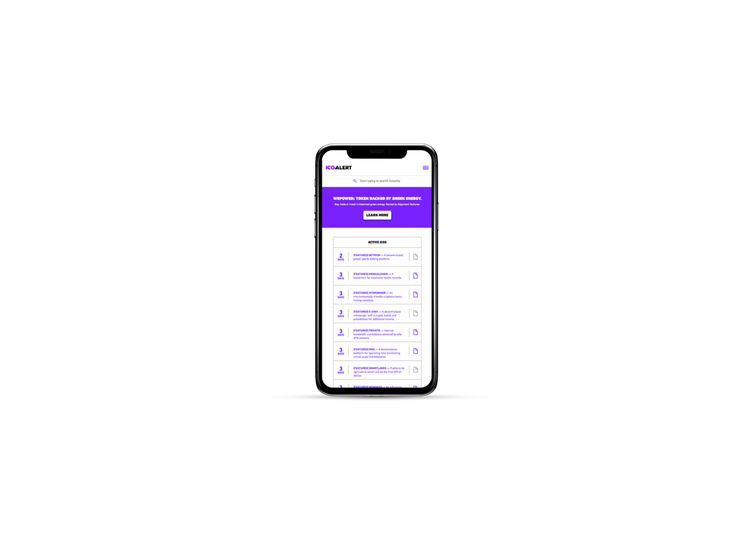 ICO mobile