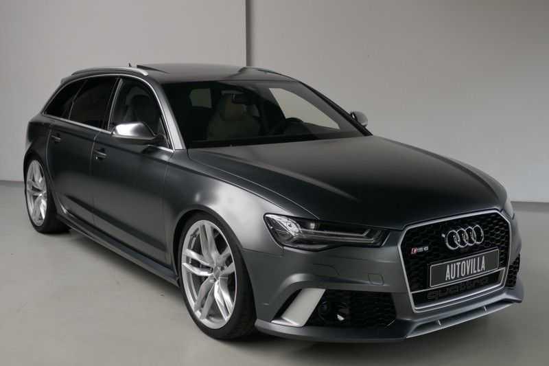 Audi A6 Avant 4.0 TFSI RS6 quattro Pro Line Plus Keramisch - Panodak afbeelding 6